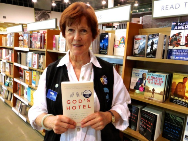 Just ask Judy Gardner for great, unusual summer reads. She's sold more than 300 customers on this fascinating medical book.