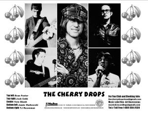 The Cherry Drops - Press Kit Photo - JPG