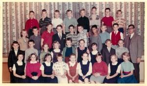 Grade 5 - 1963-64