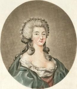 Femmes Fatales Comtesse de la Motte