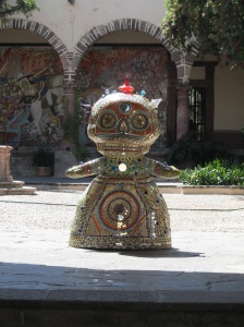 Folk Art in San Miguel de Allende