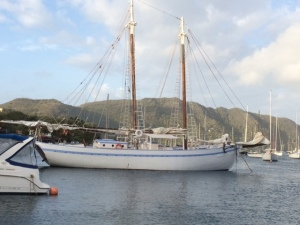The Friendship Rose, Bequia