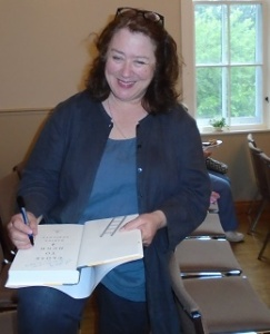 Marina Endicott at Bayfield Writers Festival