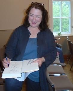 Marina Endicott at Bayfield Writers Festival