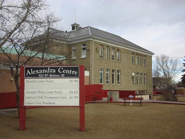 Alexandra_Centre,_Calgary